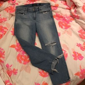 Lucky Brand 'Sweet Crop' Jean